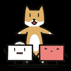 Tofu-kun & Inu-kun