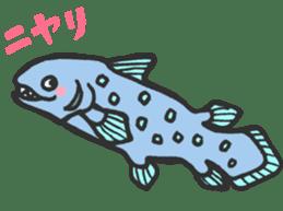 Creature of the deep sea sticker #1483772