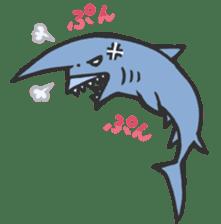 Creature of the deep sea sticker #1483775