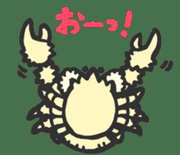 Creature of the deep sea sticker #1483777