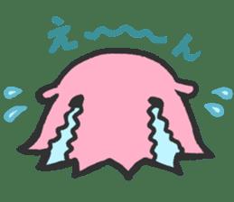 Creature of the deep sea sticker #1483796