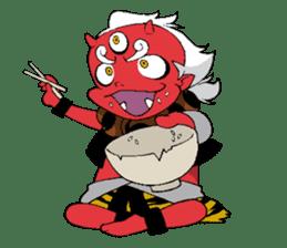 Onimaru (Onimaru) sticker #1484499
