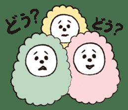sheep mery sticker #1485234