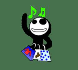 Samurai fuss stamp and Kuroko sticker #1485942