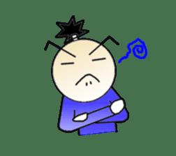 Samurai fuss stamp and Kuroko sticker #1485945