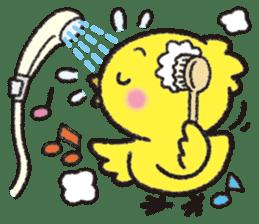 Backchannel chick sticker #1486035