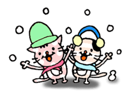 Tamanyan and Shimanyan 2 (English) sticker #1487359