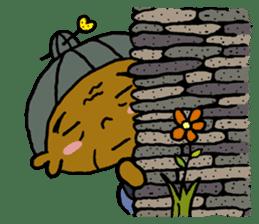 Amami island dialect sticker 2 sticker #1488296