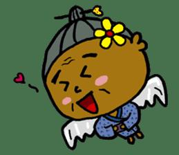 Amami island dialect sticker 2 sticker #1488315