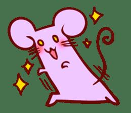 Long-bodied animals sticker #1488822
