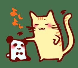 Long-bodied animals sticker #1488825