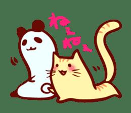 Long-bodied animals sticker #1488834