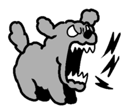 Nature of Toy Poodle sticker #1492762