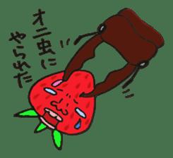 Tochigi dialect sticker #1495041