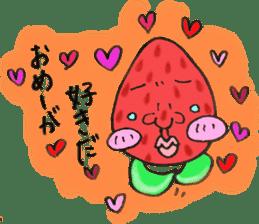 Tochigi dialect sticker #1495046