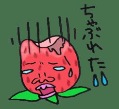Tochigi dialect sticker #1495049