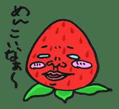 Tochigi dialect sticker #1495059