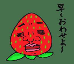 Tochigi dialect sticker #1495066