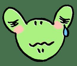 Frosuke and friends sticker #1496775