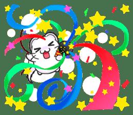 Friends of the Mink2 sticker #1502203
