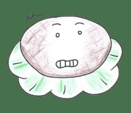 Dumplings dumplings sticker #1503681