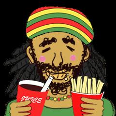 reggae's rastaman