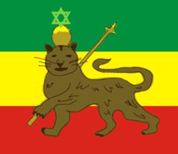 reggae's rastaman sticker #1503757