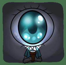 Big Eye Girl sticker #1505714