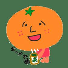 strawberry boy & his vegetables sticker #1506548