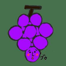 strawberry boy & his vegetables sticker #1506552