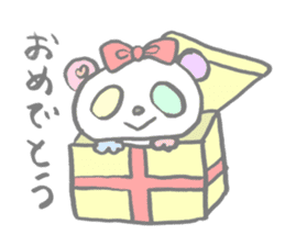 Funi-funi*animals sticker #1506848
