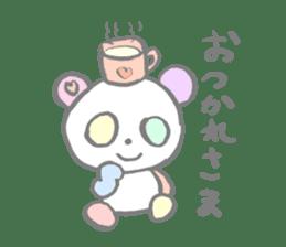 Funi-funi*animals sticker #1506854