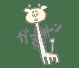 Funi-funi*animals sticker #1506866