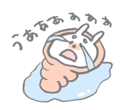 Funi-funi*animals sticker #1506867