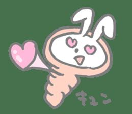 Funi-funi*animals sticker #1506876