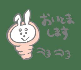 Funi-funi*animals sticker #1506883