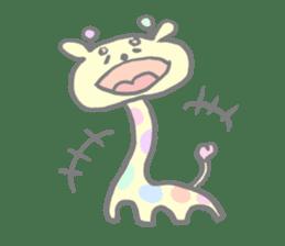 Funi-funi*animals sticker #1506886