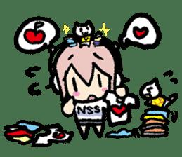 Super Sonico : Diary Ver. sticker #1508213