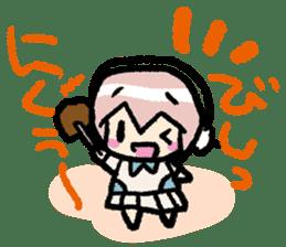 Super Sonico : Diary Ver. sticker #1508215