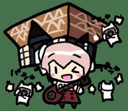 Super Sonico : Diary Ver. sticker #1508216
