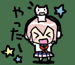 Super Sonico : Diary Ver. sticker #1508218