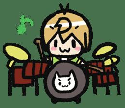 Super Sonico : Diary Ver. sticker #1508224