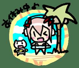 Super Sonico : Diary Ver. sticker #1508232