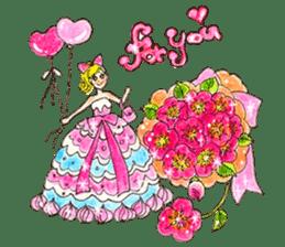LOVE by GIRLS sticker #1508835