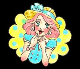 LOVE by GIRLS sticker #1508843