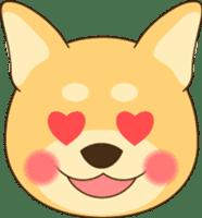 Shiba-inu sticker #1508891