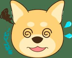Shiba-inu sticker #1508893