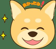 Shiba-inu sticker #1508896