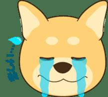 Shiba-inu sticker #1508908