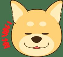 Shiba-inu sticker #1508909